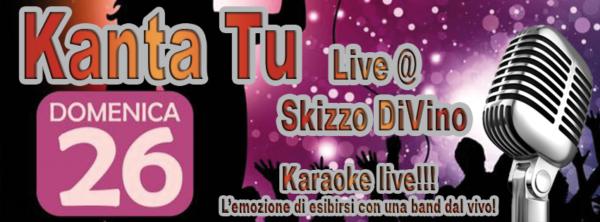 TreDi presenta Kanta Tu live @ PalaSkizzo (by Skizzo DiVino)
