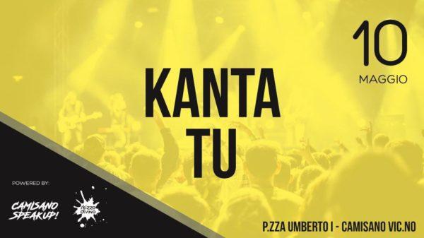TreDi presenta Kanta Tu live @ Skizzo DiVino