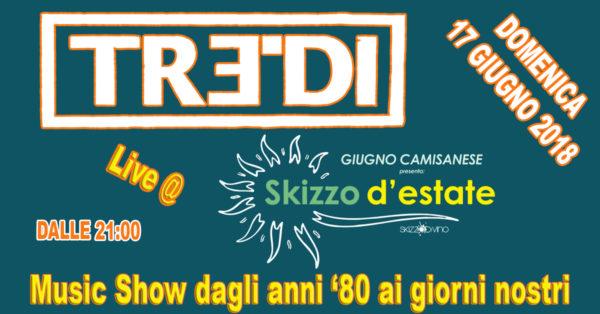 TreDi live @ Skizzo d'Estate