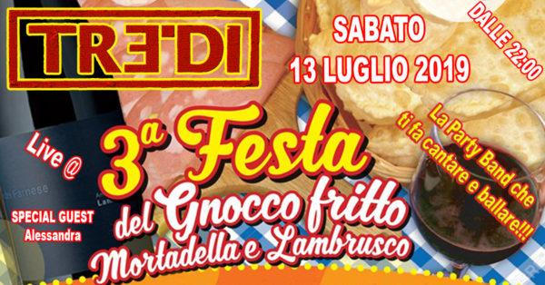 TreDi live @ Festa del Gnocco Fritto