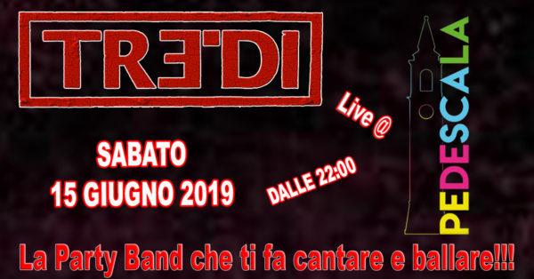 TreDi live @ Sagra di Sant'Antonio