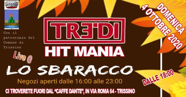 TreDi Hit Mania live @ Lo Sbaracco